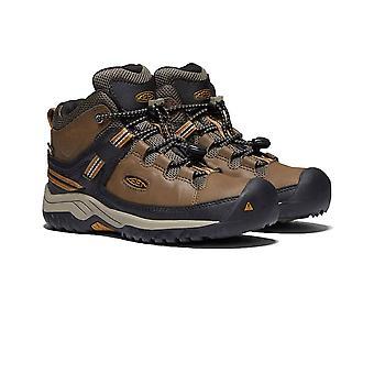 Keen Targhee Waterproof Junior Walking Boots - AW21