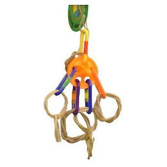 AE Cage Company Happy Beaks UFO Bird Toy - 1 count