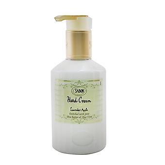 Sabon Hand Cream - Lavender Apple (Package Slightly Damaged) 200ml/7oz