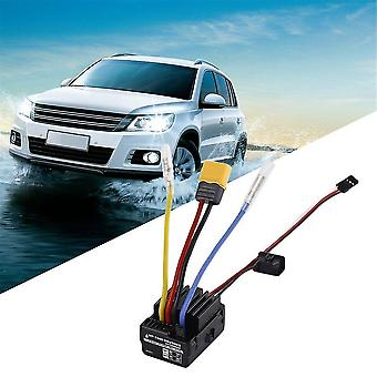 Power control units wp 1040 60a waterproof brushed esc controller for hobbywing quicrun car motor