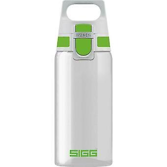 Sigg Total Clear One Green 0.5L Polypropylene Drinking Bottle - 8692.8
