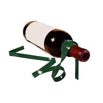 קסם מושעה סרט יין מתלה יין לעמוד מחזיק ברזל חידוש