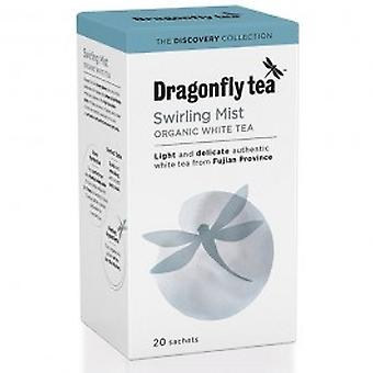 Dragonfly Tea - Swirling White Mist Tea
