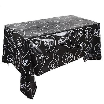 ליל כל הקדושים מסיבת קישוט מפת שולחן רקע קיר בד