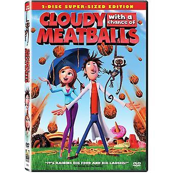 Skyet med en sjanse av Kjøttkaker [DVD] USA import