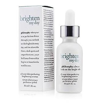 Brighten My Day All-over Skin Perfecting Brightening Essence - 30ml/1oz