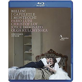 I importu USA Capuleti E I Montecchi [Blu-ray]