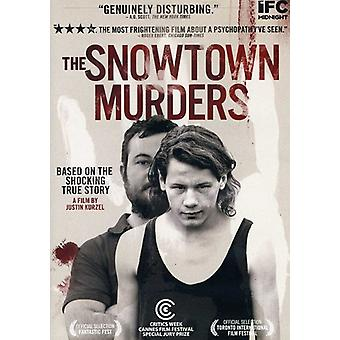 The Snowtown Murders [DVD] USA import