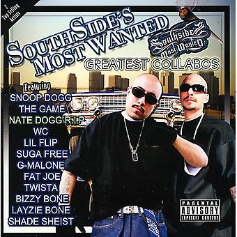 Southside's Most Wanted - Greatest Collaborations [CD] USA import