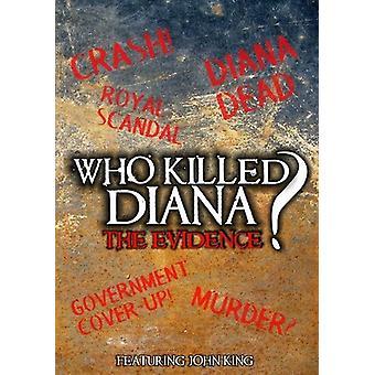 Who Killed Diana-Evidence [DVD] USA import