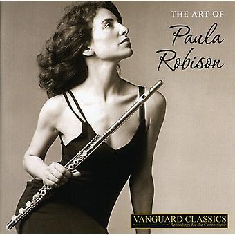 Paula Robison - importación de Estados Unidos el arte de Paula Robison [CD]