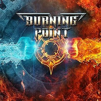 Gravure de Point - Burning Point [CD] importation USA