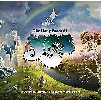 Many Faces of Yes - Many Faces of Yes [CD] USA import