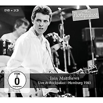 Ian Matthews - Live at Rockpalast [CD] USA import