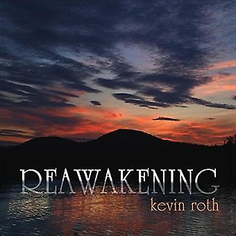 Kevin Roth - Reawakening [CD] USA tuonti