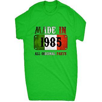 Kända tillverkad i Italien 1985 alla originaldelar