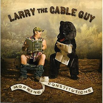 Larry the Cable Guy - morgon konstitutioner [CD] USA import