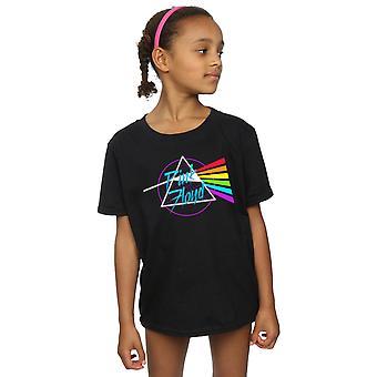 Pink Floyd Girls Neon Darkside T-Shirt