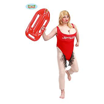 Pamela kostuum aerobics kostuum JGA badmeester heren kostuum