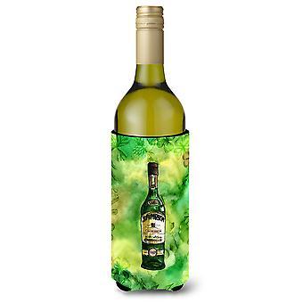 زجاجة الويسكي الأيرلندي زجاجة النبيذ بيفيرجي عازل نعالها