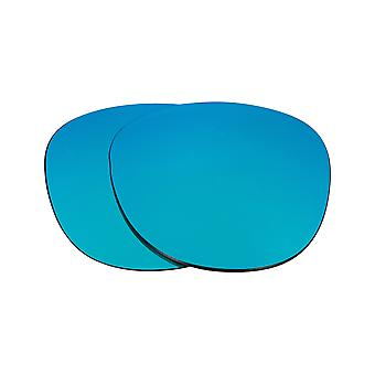 SeekOptics Replacement Lenses for Oakley Latch Polarized Blue Mirror UV400