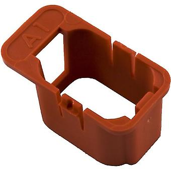 Gecko 9917-100910 Auxiliary Keying Enclosure - Red