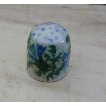 Fingerhut, Ø 22 mm, 25 mm hoch, Tradition 7 - polacco ceramica - BSN 30103