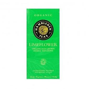 Hambleden - Organic Lime Flower Tea Bags