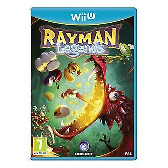 Rayman Legends (Nintendo Wii U) - New
