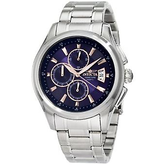 Invicta  Specialty 1482  Stainless Steel Chronograph  Watch