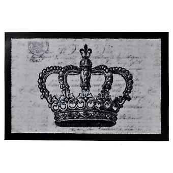 Corona del rey mat de piso