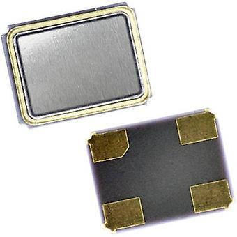 EuroQuartz 25.000 MHz XO32050UITA Crystal oscillator SMD HCMOS 25,000 MHz 3,2 mm 2,5 mm 0,95 mm tape cut 1 PC (s)