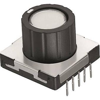 Würth Elektronik WS-RPTL 481RV12172100 Drehschalter 12 V DC 0.1 A Schalterpfosten 8 1 Stk.