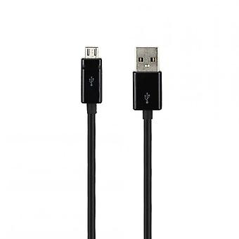Original DC05BB-C LG charger data cable micro USB for LG G2 G3 G4 - black