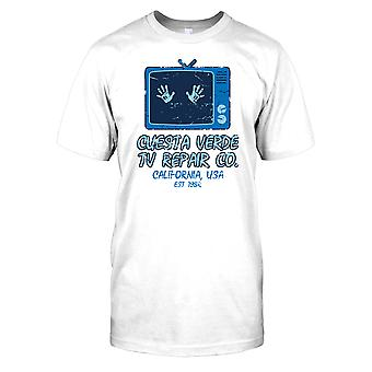 Cuesta Verde TV Repair - Poltergeist Mens T Shirt