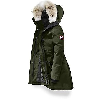 Parka Canada Goose Rossclair - militaire