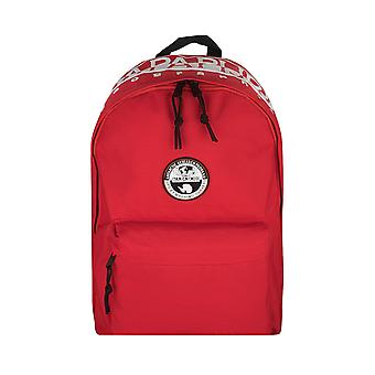 Napapijri HAPPY DAY PACK sac à dos loisirs sac à bandoulière rouge 7412