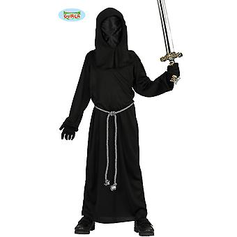 Crianças de horror Guirca Reaper traje morte do padrinho de carnaval