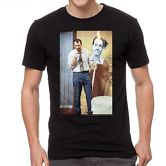 Married With Children Al Bundy Cartel Men's Black T-shirt