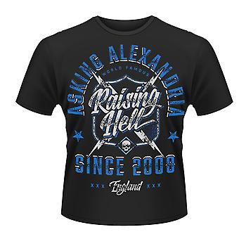 Asking Alexandria-Raising Hell T-Shirt
