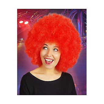 Wigs  Afro wig red
