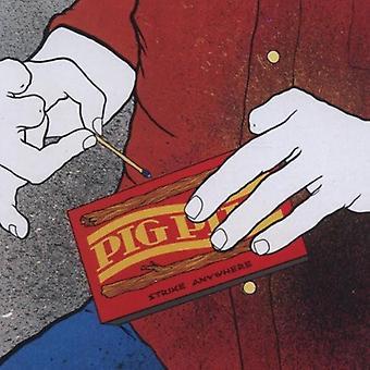 Big Black - Pig Pile [Vinyl] USA import