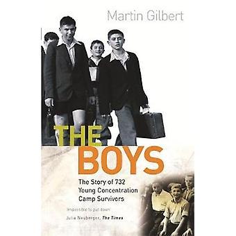 Los muchachos - triunfo sobre la adversidad por Sir Martin Gilbert - 978178022936