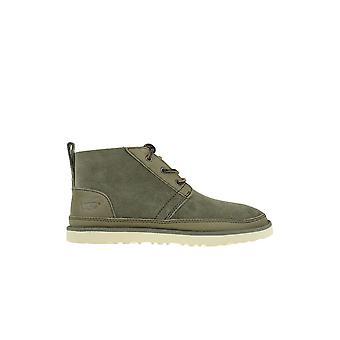 1020369MSG UGG Neumel sin forro cuero universal todos año hombres zapatos