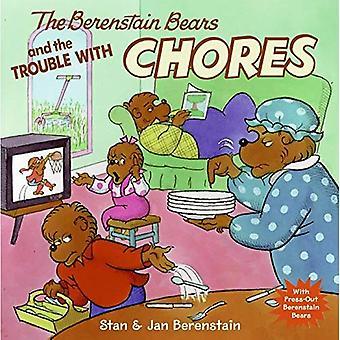 Berenstain Bears och problem med sysslor [med Press-Out Berenstain Bears] (Berenstain Bears (8 x 8 Paperback))