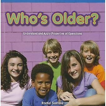 Qui est plus âgé?
