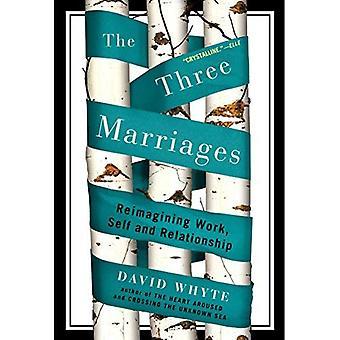 De drie huwelijken: Proefuitzending werk, zelf en relatie