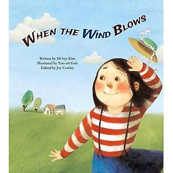 When the Wind Blows (Science Storybooks)