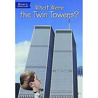 Vad var Twin Towers? (Vad var...?)