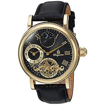 Burgmeister Unisex analogue watch with leather strap BM226-222